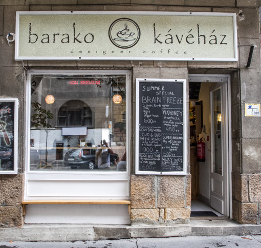 Barako Káveház