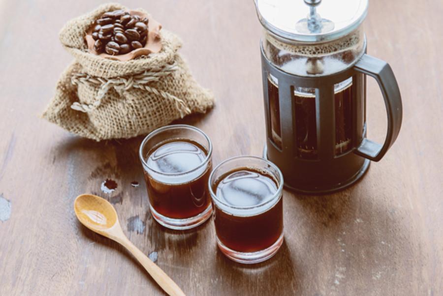 Hogyan készítsünk kávét dugattyús vagy francia kávéfőzővel