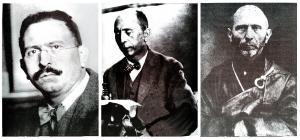 Trebitsch Ignác 1915 1925 1935