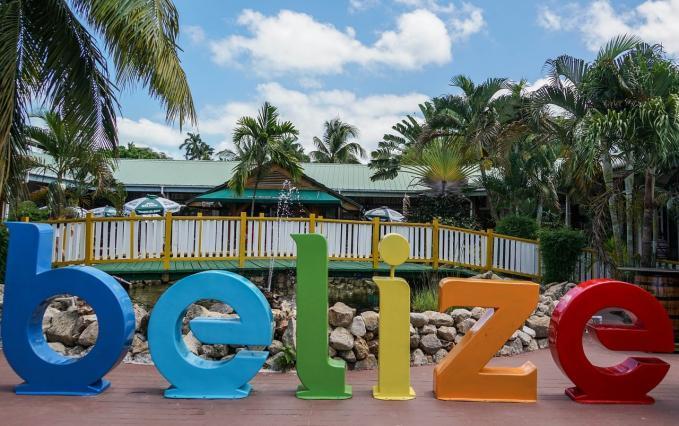 Belize kávé