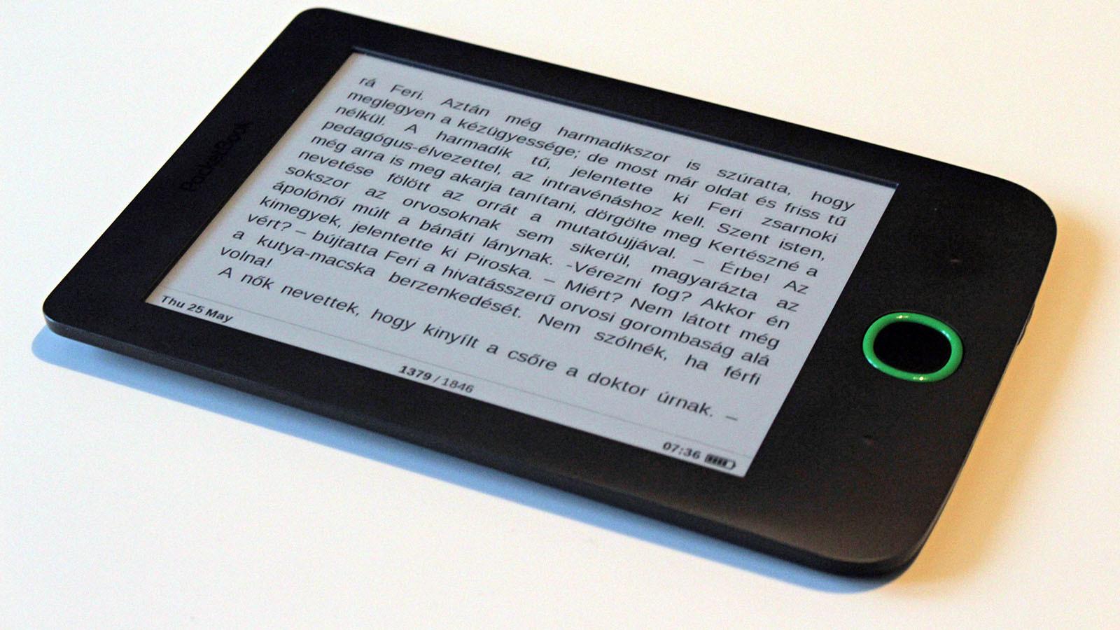 PocketBook Basic 2 eBook olvaso jo Most, hogy már majdnem két hónapot eltöltöttünk a PocketBook sokak által emlegetett, megfizethető eBook olvasójával, összefoglalunk!
