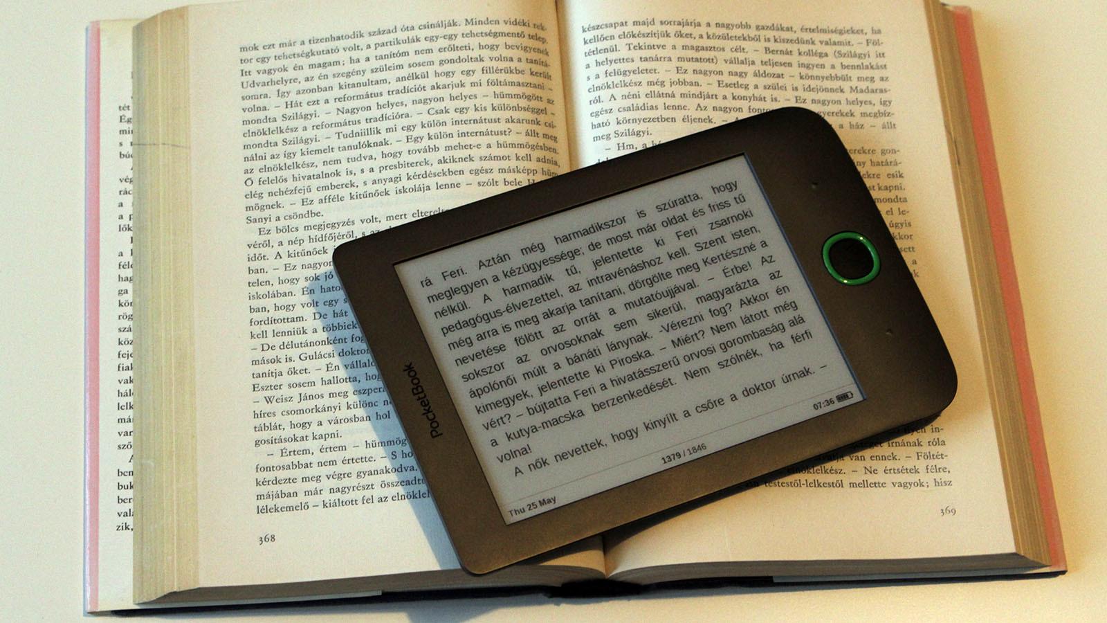 PocketBook Basic2 eBook olvaso Most, hogy már majdnem két hónapot eltöltöttünk a PocketBook sokak által emlegetett, megfizethető eBook olvasójával, összefoglalunk!