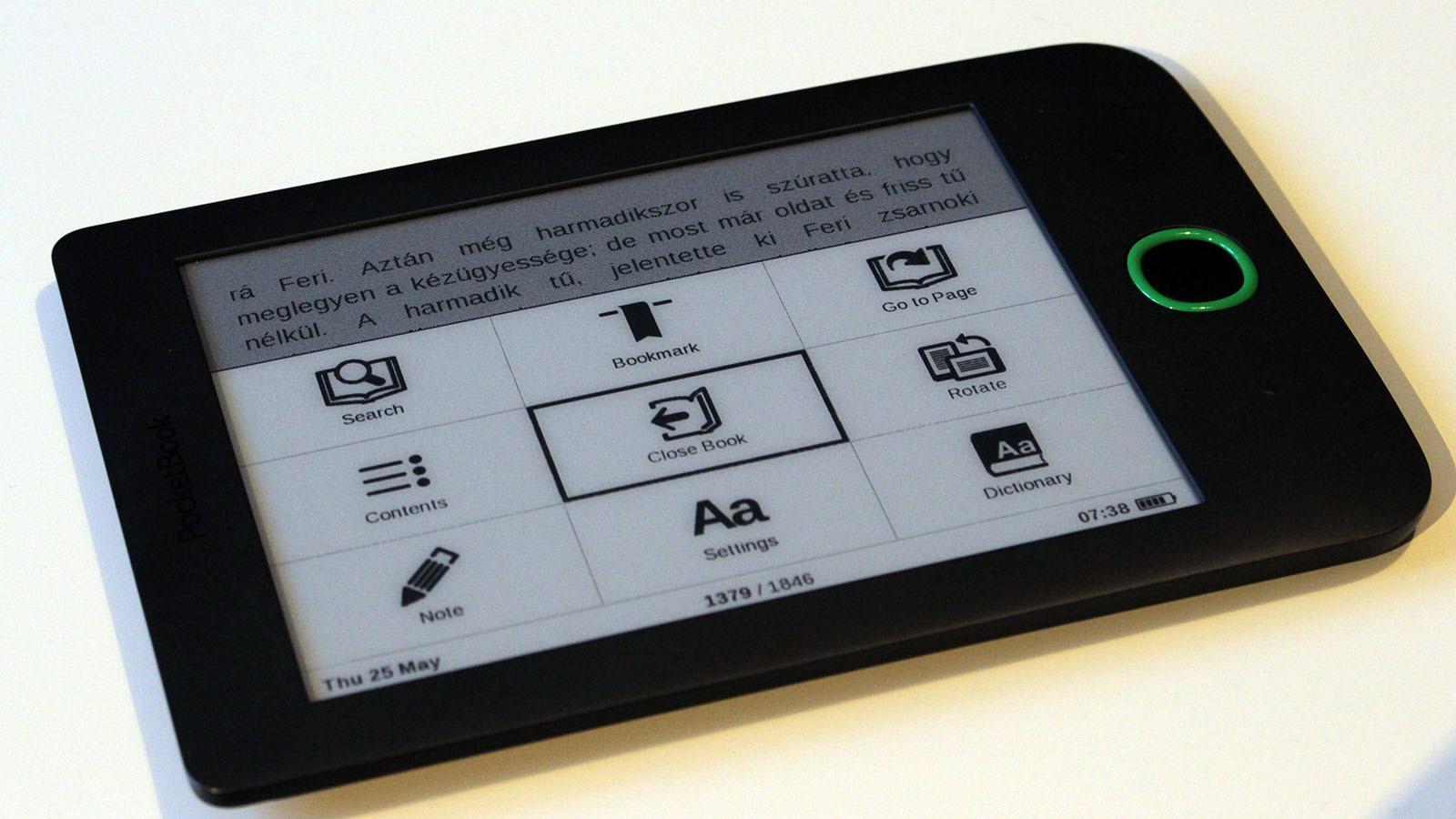 PocketBook Basic2 Most, hogy már majdnem két hónapot eltöltöttünk a PocketBook sokak által emlegetett, megfizethető eBook olvasójával, összefoglalunk!