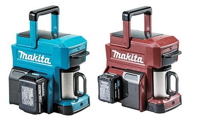 Makita CM501DZ hordozható kávéfőző