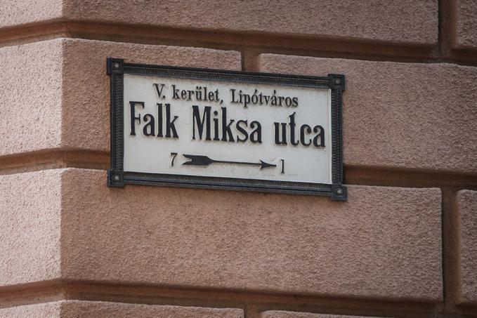 Fesztivál Budapesten, a Falk Miksa utcában - tizennyolcadszor