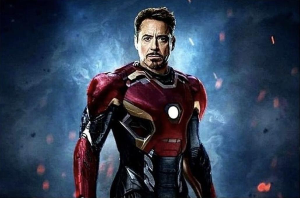 Tony Stark - Vasember