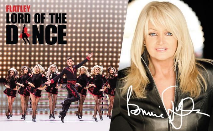 Lord of the Dance és Bonnie Tyler a Tokaj Fesztiválkatlanban
