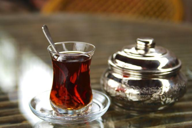 Török tea-kisokos