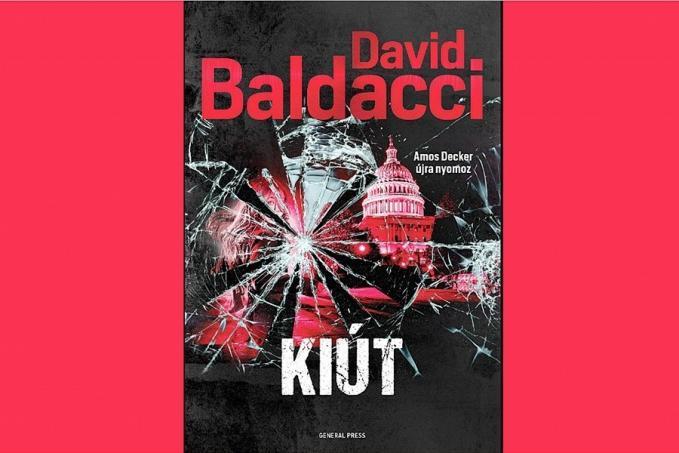 David Baldacci: Kiút c. könyve kémregény lett