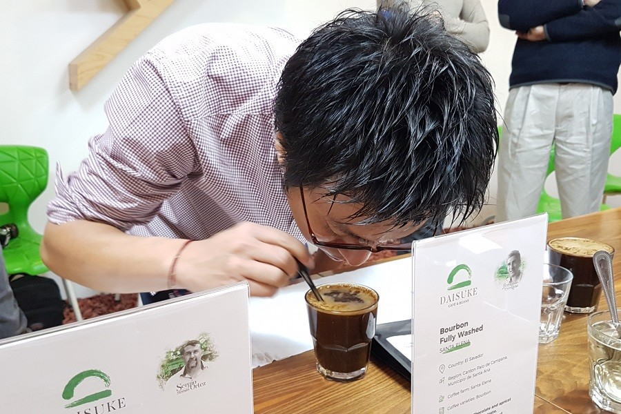 Daisuke cupping