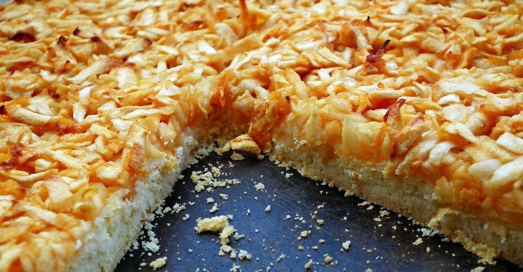 2. Gasztrotipp: Fahéjas almás pite