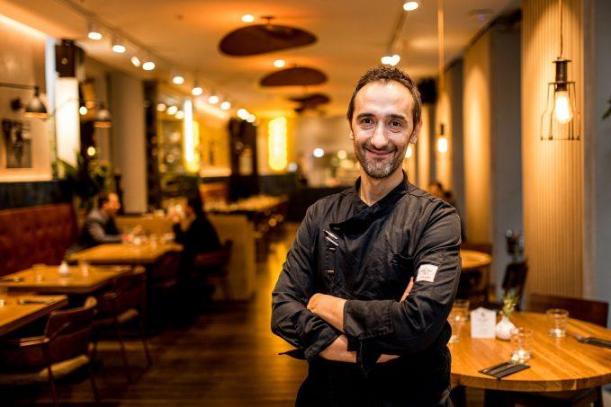 Na' Pasta Bar & Bistro csapata új olasz séfje Fabrizio Caldarazzo