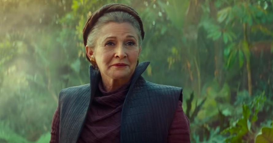 Leia Organa (Carrie Fisher †)