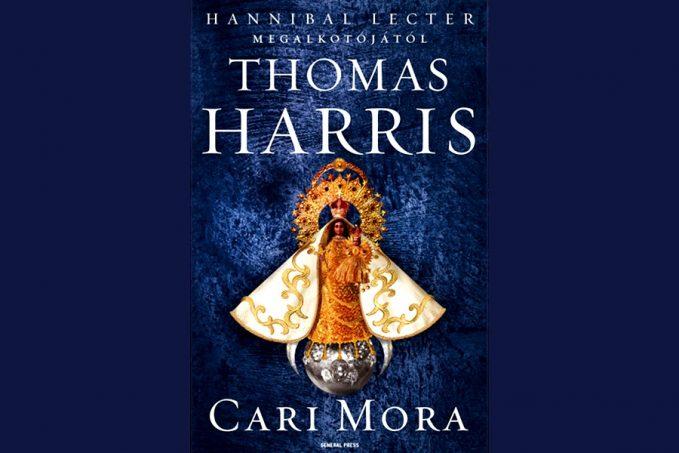 Thomas Harris: Cari Mora könyvbemutató
