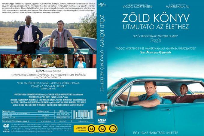 Zöld könyv DVD filmbemutató