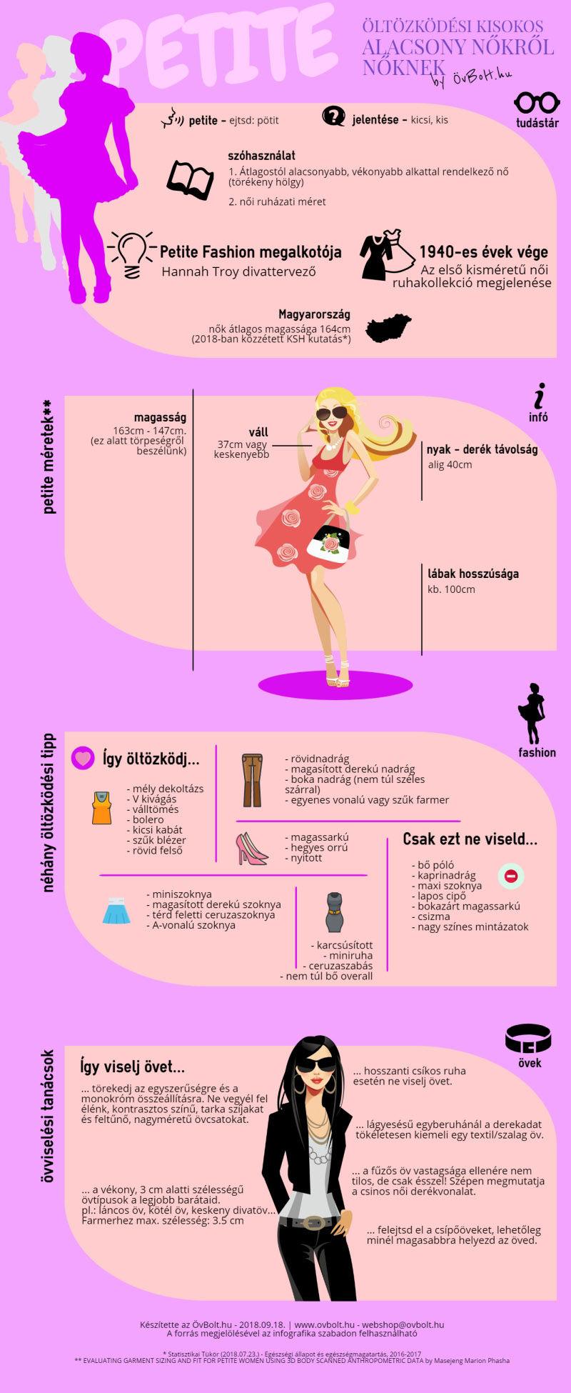 Petite - Filigrán alacsony hölgyeknek öltözködési tippek