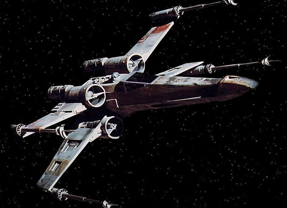 Luke Skywalker X szárnyúja is feltűnik a Skywalker kora c. filmben