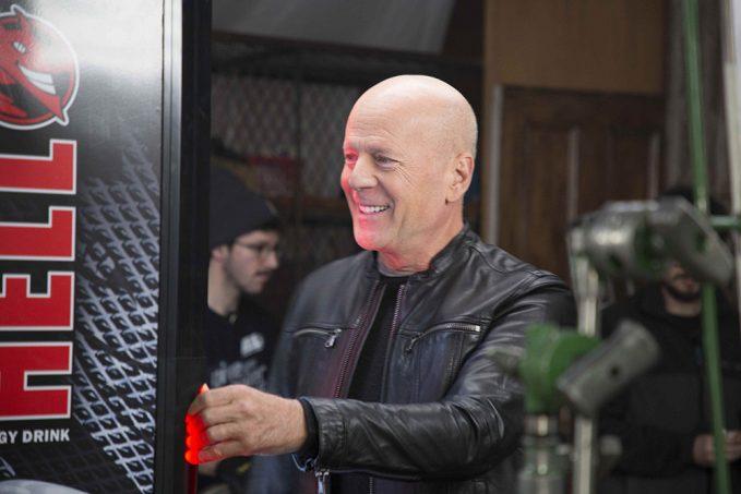 Bruce Willis dupláz