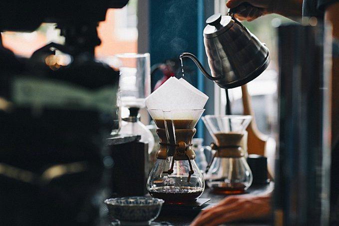 Kávézásnál újhullám és hőhullám