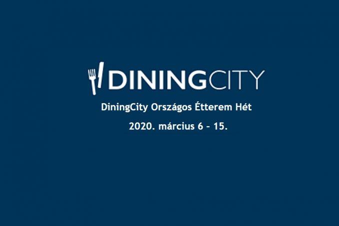 DiningCity Országos Étterem Hét 2020