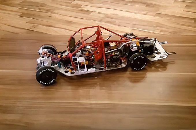 Oldsmobile Dynamic 88 cirkáló 3D modell
