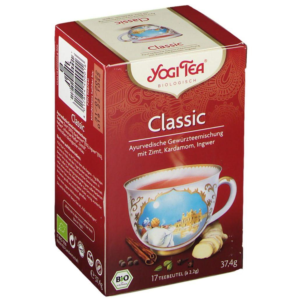 Klasszikus Yogi Tea