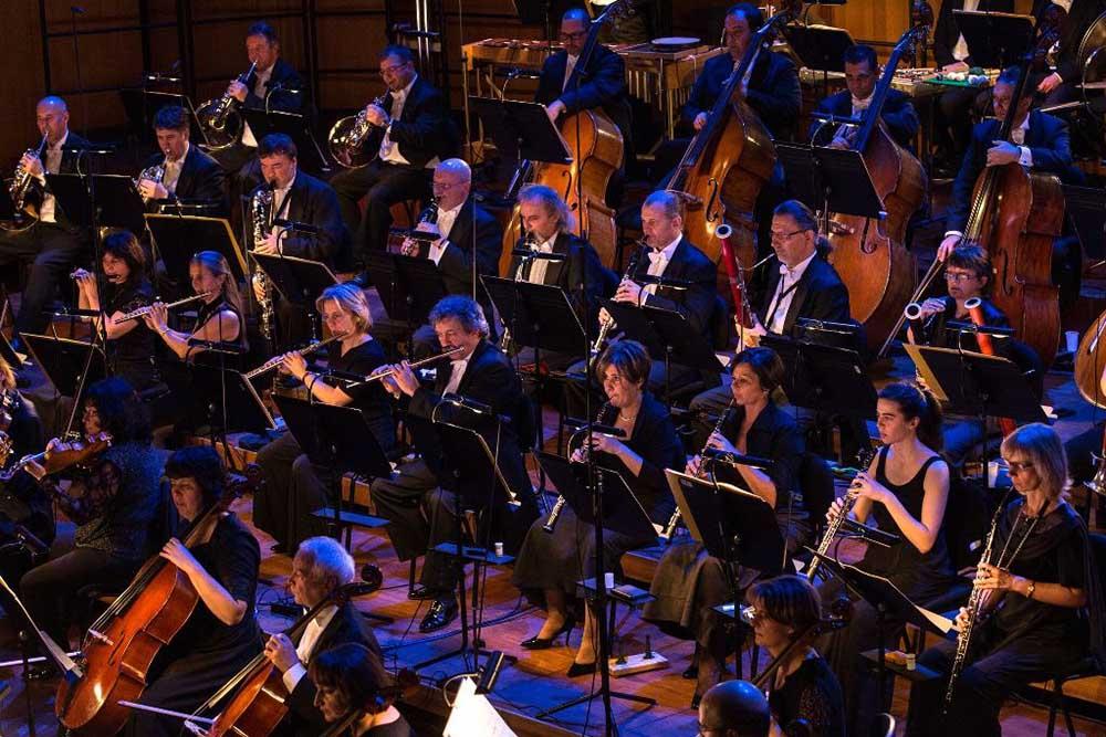 Nemzeti Filharmonikusok (Fotó: Berényi Gyula)