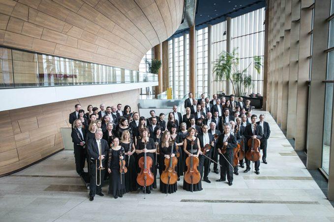 Nemzeti Filharmonikusok Fotó Csibi Szilvia