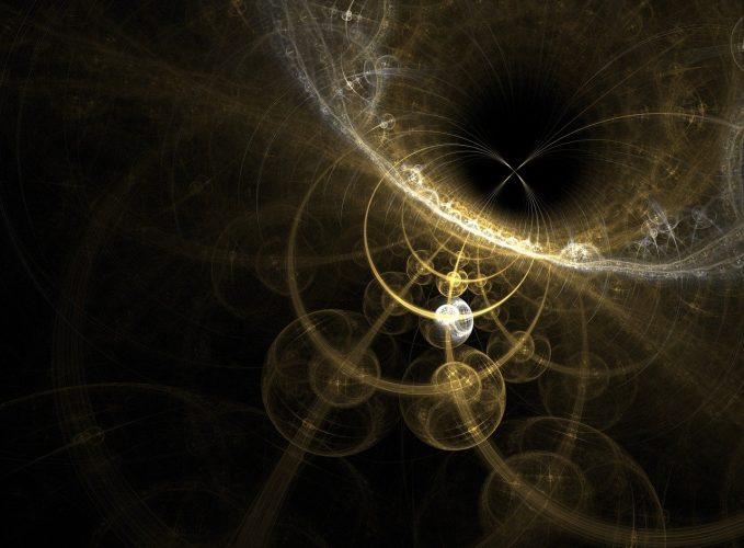 Szupernagytömegű fekete lyuk és a Nagyon Nagy Teleszkóp