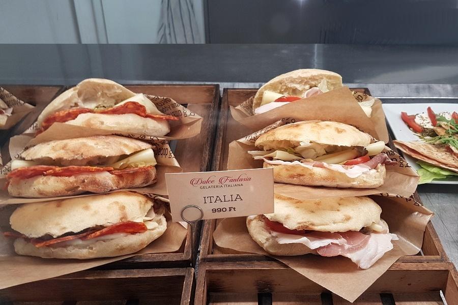 Dolce Fantasia Italia Dolce Fantasia mini gasztro körutazás Itáliában kijárási korlátozás mellett sem lehetetlen vállalkozás. Főleg Budapestieknek nem az.