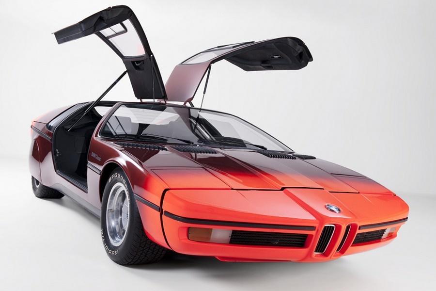 BMW Turbo Classic Concept by Giovanni Michelotti Koncepció autók – magyarul kissé esetlenül hangzik, mert hazai autógyártásunk nincsen és a buszgyártás sem egy vivőágazat.
