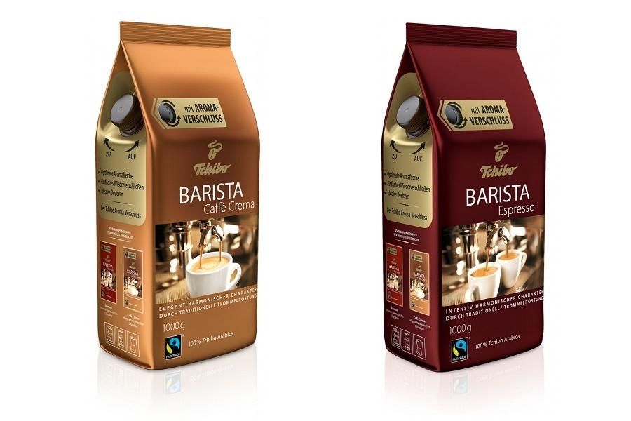 TCHIBO BARISTA kave aromavedo kupakkal A Tchibo kávé nagy vargabetűvel visszatért Amerikába, mert a hamburgi illetőségű kávés cég a terjeszkedés új irányának az USA piacát tűzte ki.