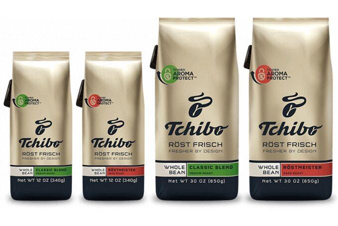 A Tchibo kávé nagy vargabetűvel visszatér Amerikába