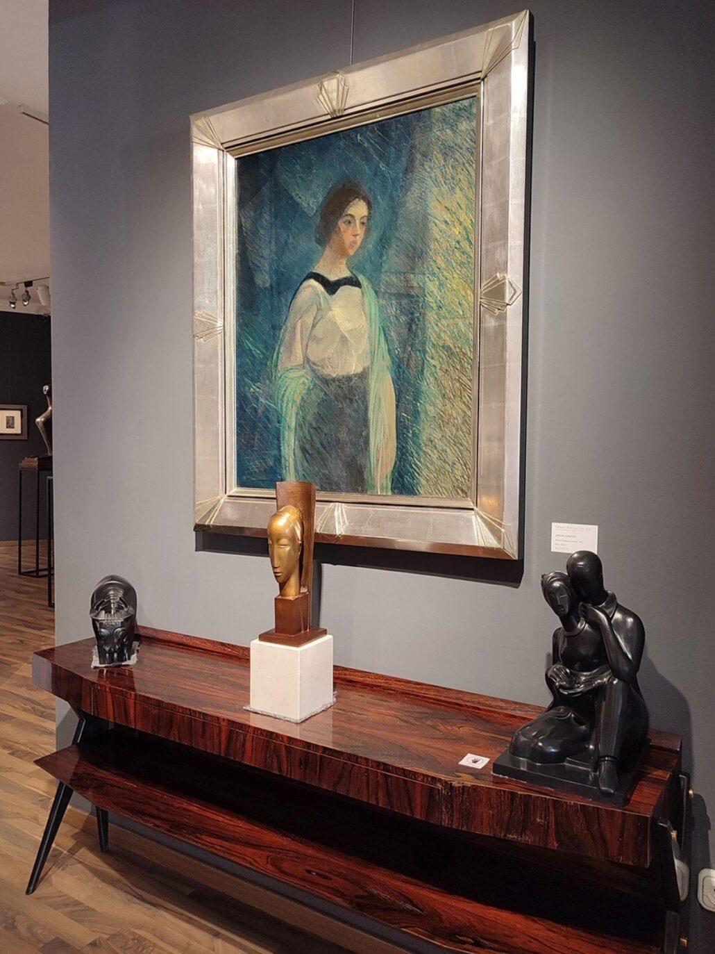 szoborkiallitas 4 Szoborkiállítás: A nagysikerű Magyar-Párizs kiállítás sorozat keretén belül jelenleg a szobrászművészek alkotásait mutatjuk be.