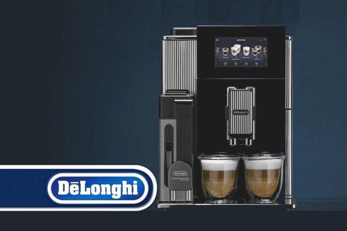 DeLonghi MAESTOSA kávégép saját barista otthonra
