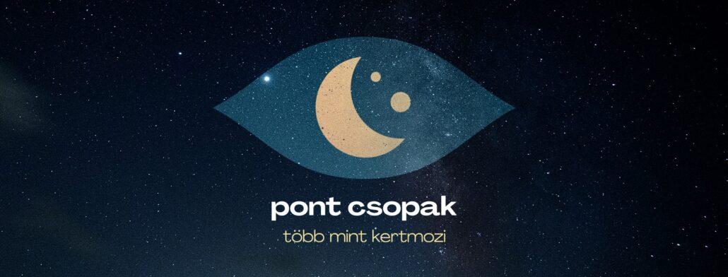 pont csopak 2021 nyarán új kulturális helyszín mutatkozik be a Balaton-parton, a Pont Csopak kertmozi.