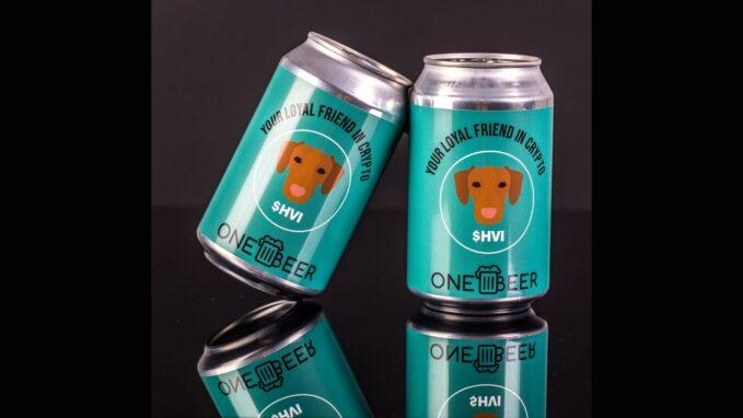 Elkészült a világ első kriptovaluta söre