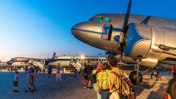 Szeptember 4.: Az Aeropark éjszakája