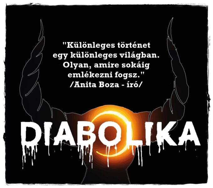 Diabolika: a könyv, amellyel a valóság elől a varázsvilágba menekülhetünk